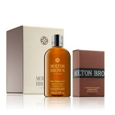 """Molton Brown ~  """"Over the decades we've built up a reputation for being London's bath, body and beauty connoisseurs. Our perfumes, shower gels, body lotions, candles & hand care products blend exotic ingredients with a touch of London eccentricity for bold fragrances & bright colours that stand out on the shelf. You'll now find Molton Brown in five-star hotels, stylish homes and high-end department stores across the world & yet each product is still blended in London, our home since 1973."""""""