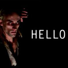 """""""Say 'hello' Riff"""" ☆☆☆ we meet RIFF-RAFF at the castle door ☆☆☆ Rocky Horror Picture Show Rocky Horror Show, The Rocky Horror Picture Show, Submarine Movie, The Frankenstein, Video Game Music, The Exorcist, Good Movies, Amazing Movies, Time Warp"""