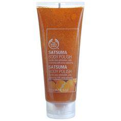 Satsuma Body Polish | The Body Shop ®