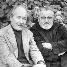 Jiří Voskovec and Jan Werich Soviet Union, Czech Republic, Movie Stars, Famous People, Gentleman, Actors, History, Country, Film