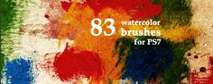Photoshop Brush Packs