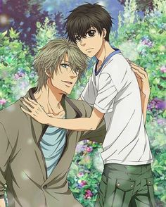 Super Lovers S2 coming out of 12th January 2017 !! With a new Opening and Ending song !! And a new character (clue: A host too) Can't wait ❤ #yaoi #bl #boyslove #malexmale #yaoimanga #yaoianime #anime #manga #fujoshi #fudanshi #seme #uke #gay #gaycouple #otaku #shounenai #boyxboy #otp #semexuke #superlovers