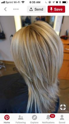 Like the cut, Trendfrisuren Baby trend, akkurater Mittelscheitel oder French Minimize Pass away Medium Hair Cuts, Medium Hair Styles, Curly Hair Styles, Haircuts For Long Hair, Hairstyles Haircuts, Short Haircut, Pretty Hairstyles, Blonde Haircuts, Layerd Hair