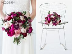 Five Fab Bouquets to Match Your Wedding Dress | Merci New York Blog