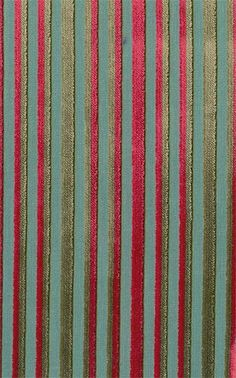 Delamont Stripe Fabric