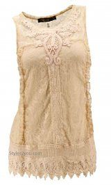 Banana Clothing Dana Vintage Victorian Blouse In Peach