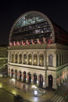 Lyon Opera House, France