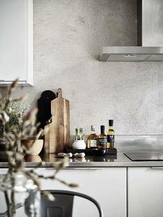 COCOON kitchen design bycocoon.com | kitchen design inspiration | modern | interior design | high end inox stainless steel kitchen taps | kitchen design | project design & renovations | Dutch Designer Brand COCOON #minimalistkitchen