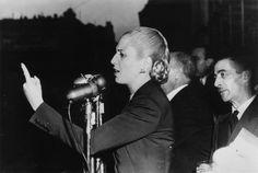 Eva Perón - 1951