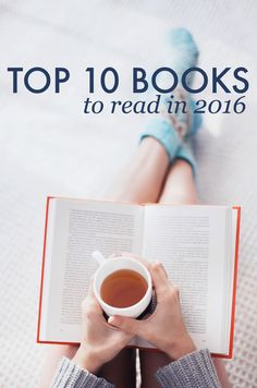 We made a list of our must-read books for this year! Can't wait to dive into these!