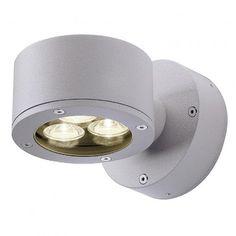 SITRA WALL Wandleuchte, steingrau / LED24-LED Shop