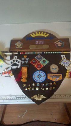 Cub Scout Arrow of Light award