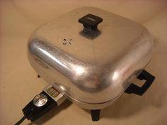 Braaipan / electric frying pan / onthou / remember this