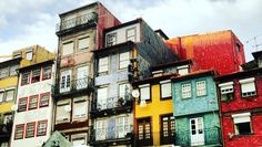 Porto the most beautiful and cozy city that I have ever been to ! Loved the colourful stacked buildings #porto #colorful #oporto #igtraveler #instatravel #fbf #colorfulbuildings #portugal #igers_portugal  #portodays #summer2013 #takemeback #summerinporto #igdaily #igphoto #igporto #igoporto #igers #summerinportugal #architecture #igarchitecture #igersportugal #buildings by sarkelin