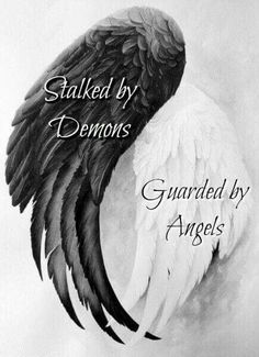 This fits my heart and mind in a way. The same disorder that suffocates the soul also strengthens it. You can't slay the demon without also slaughtering the angel. Wallpaper Bonitos, Love Quotes, Inspirational Quotes, Devil Quotes, Motivational, Ange Demon, Angel And Devil, Sad Angel, Angels Among Us