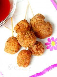 Tandoori chicken popcorn by Chef Shireen anwer | Creative Recipes