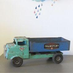 1950s vintage truck #boys | molly-meg