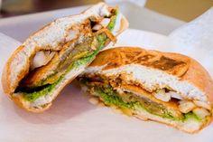 Samosa Sandwich at Rajbhog
