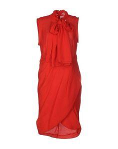 Prezzi e Sconti: #Giambattista valli vestito al ginocchio donna Rosso  ad Euro 843.00 in #Giambattista valli #Donna vestiti vestiti