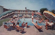 Mid-Century Motel Love