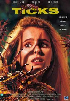 The Unseen by Rebekah McKendry- TICKS, horror gems