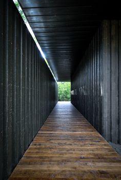 Tadao Ando pavilion /Château La Coste