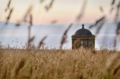 Mussenden Temple by Mark Barton Photography, via 500px