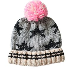 Home Prefer Baby Girl Boy Kid Soft Cotton Crochet Knit Cap Cute Star Beanie Hat with Pom Pom Ball Gray M Home Prefer http://www.amazon.com/dp/B015GZATA4/ref=cm_sw_r_pi_dp_Byfxwb0N9WGZA