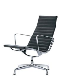Aluminium Chair by Charles & Ray Eames, 1958