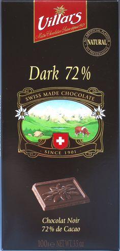 Villars Dark 72%