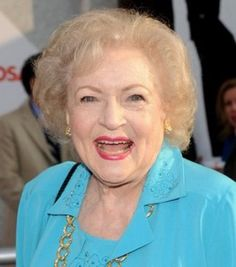 """""""Why do people say """"grow some balls""""? Balls are weak and sensitive. If you wanna be tough, Grow a vagina .. Those things can take a pounding."""" - Betty White. God I love her!"""