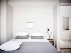 Post: Delicada habitación para bebé --> blog decoración nórdica, decoración en blanco, decoración escandinava, dormitorio bebe, habitación bebe sueca, habitación infantil, habitación nórdica, habitación para bebe