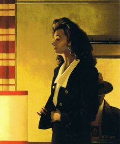 Jack Vettriano ~ Dance me to the end of love