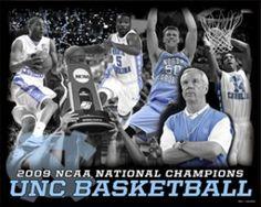 Love UNC basketball :)