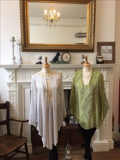 Raft of Monmouth angels looking lovely before they go in the window! Lots of lovely Mothers day gifts in store! Rafting, Mothers, Angels, Ruffle Blouse, Tunic Tops, Window, Store, Pretty, Gifts