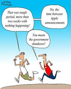 MacMost Cartoon: A Tough Period