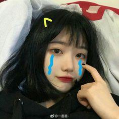 Aesthetic People, Aesthetic Girl, Korean Short Hair, Very Pretty Girl, Pretty Korean Girls, Western Girl, Ulzzang Korean Girl, Uzzlang Girl, China Girl