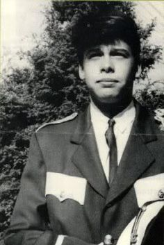 A very young Steven Tyler <3