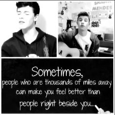 Whenever I feel bad, I always listen to A Little Too Much - Shawn Mendes