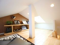 Attic, House, Loft Room, Home, Attic Rooms, Homes, Houses