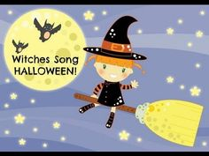 "Super simple ""Halloween is coming song"" for kids!"