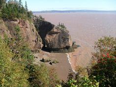 Hopewell Rocks, Canada