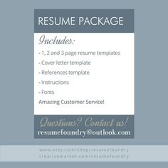 How To Create A Cover Letter How To Create The Perfect Résuméusing These Tips To Avoid .