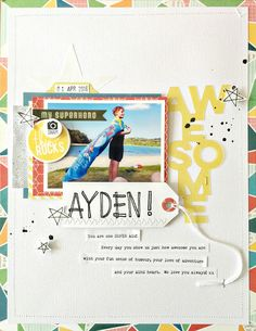 Sheree Forcier Blog: Jot Issue 14 Project Share...