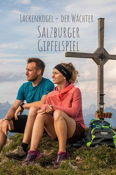 Jetzt das neue Wanderangebot Salzburger Gipfelspiel checken Tourism, Games