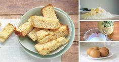 Buttermilk rusks are a traditional South African treat and can be enjoyed at any time of the day. Here is a delicious buttermilk rusk recipe to try: Oven Chicken Recipes, Dutch Oven Recipes, Jamaican Recipes, Curry Recipes, Salted Caramel Fudge, Salted Caramels, Buttermilk Rusks, Rusk Recipe, South African Recipes