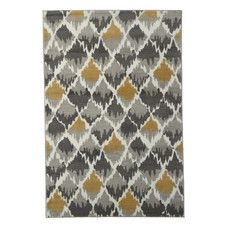 Harper Yellow Area Rug