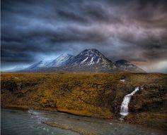 mountain range  by Trey Ratcliff