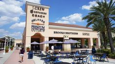 Prime Outlets Orlando is an Outlet Store in Orlando. Plan your road trip to Prime Outlets Orlando in FL with Roadtrippers. Orlando Florida, Orlando Vacation, Central Florida, Orlando Disney, Walt Disney, Orlando Shopping, Shopping Mall, Shopping Outlets, Visit Orlando