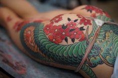 Cherry Blossom Tattoo Meaning - 55 Cherry Blossom Tree Tattoo Designs Hot Tattoos, Finger Tattoos, Girl Tattoos, Sleeve Tattoos, Cherry Blossom Tattoo Meaning, Blossom Tree Tattoo, Tattoo Tree, Dragon Tattoo For Women, Tattoos For Women